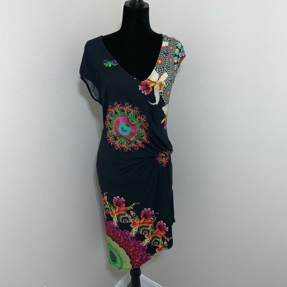 Desigual Dresses & Skirts - Desigual Floral Dress ✨